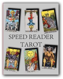 Speed reader tarot