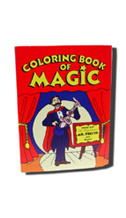 Coloring book of magic