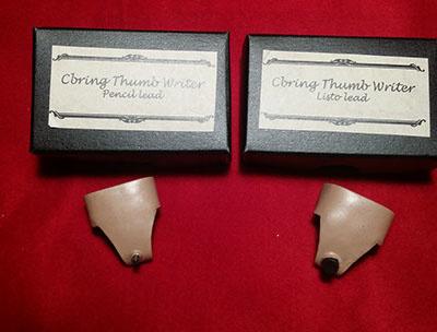 cbring thumb writer pencil lead