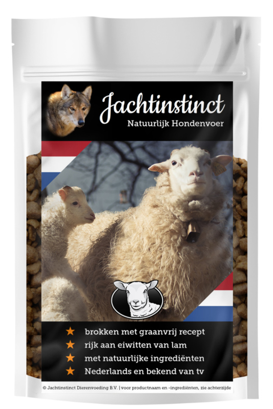 Hunting Instinct  Dry Food for Dogs | Lamb Grain Free