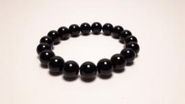 Armband van zwarte onyx