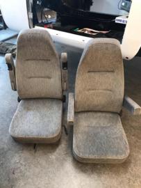 VW T3 piloot voorstoelen. Set van 2
