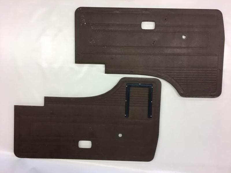 VW T3 deurpanelen set.