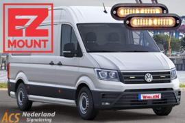 EZ Mount Volkswagen Crafter Whelen T-Ion