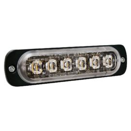 ST line 6 LED flitser ECE R65 HORIZONTAAL