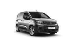 De nieuwe Peugeot Partner