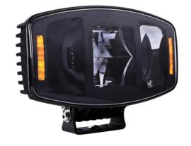 Ollson full LED Jumbo verstraler 100W met Wit & Oranje Stadslicht