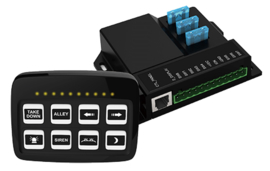 Axixtech SW830 met relaisbox Cango 2 +