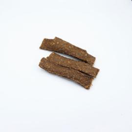 Vleesstrips Kameel - 10 x 100 g zak