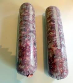 C4P Rollz4Breeders (2) Kalkoen/Zalm/Rund 10 x 1000 gram in doos.