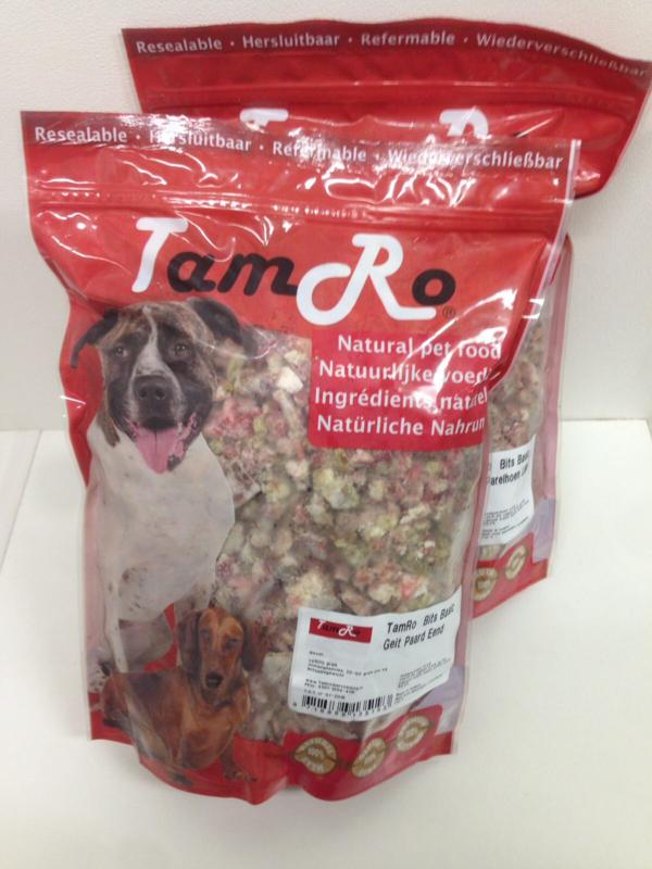 TamRo® Bits Basic Geit-Paard-Eend 10 x 1 kg