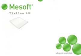 Mesoft 7,5x7,5cm 4PLY 300st