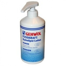 Gehwol Fusskraft Hydrolipide /500ml