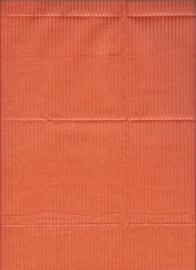 Dental doekjes 3-lagen PP+ Oranje /500st