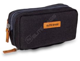 Isotherm Toilet Tas voor Diabetici Kit Zwart