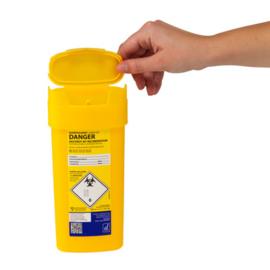 Scalpel Afvalbox 0,6l €4,40 excl BTW