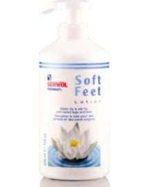 Gehwol Fusskraft Soft Feet Lotion /500ml €25,95 excl BTW