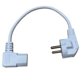 Kabel voor koffer /st