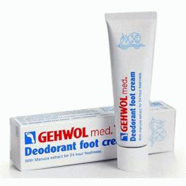 Gehwol med Voetdeo Crème /75ml
