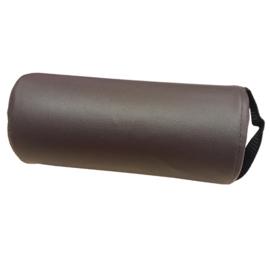 Beenrol 27,5x12cm kunststof met elastiek band /st