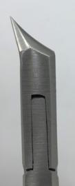 Kopsnijder, 140mm, concaaf met 1 punt, vierkant huis, K-113
