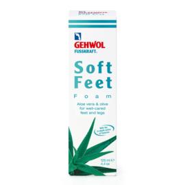 Gehwol Fusskraft Soft Feet Schuim 125ml