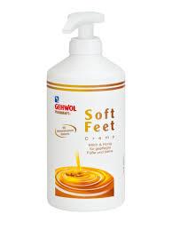 Gehwol Fusskraft Soft Feet Crème /500ml €25,95 excl BTW
