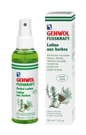 Gehwol Fusskraft Kruidenlotion /150ml