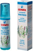 Gehwol Verzorgende Voetdeo Spray /150ml