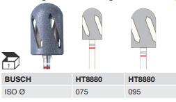 Frees Hybride Twister - Fijn -  Ø:95