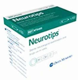 Neurotips 100st Steriel /€11,92 excl BTW