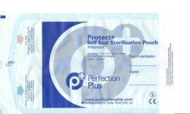 Autoclaafbaar zakje PP+ 190x330mm /200st