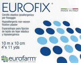 Eurofix Fixatiepleister 10cm x 10m rol
