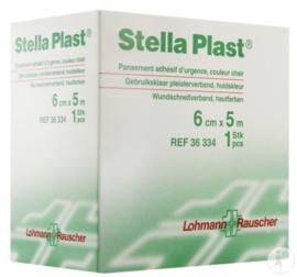 Stellaplast Wondpleister 6cmx5m 1rol