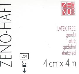Zenohaft Cohesief Fixatiewindel 4cm x 4m rol