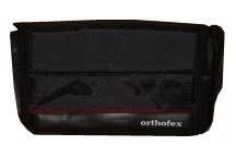 Draagtas voor Orthofex zwart