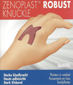 Zenoplast Robust Knuckle 72x38mm STERIEL /20st