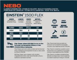 Einstein 1500 FLEX