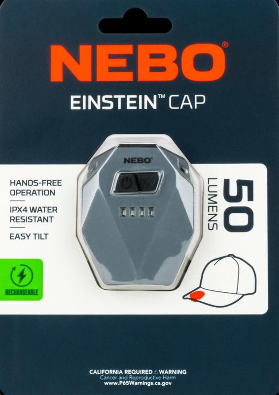 Einstein Cap RC