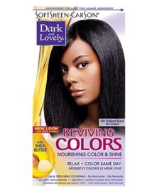 Dark & Lovely Reviving Colors Radiant Black 391