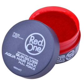 Red One Aqua Quicksilver Hair Wax 150 ml ( Aftershave Scent )