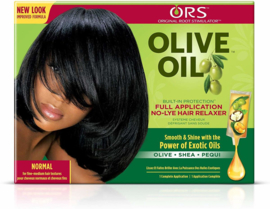 ORS Olive Oil Built In Protector No- Lye Relaxer System Normal