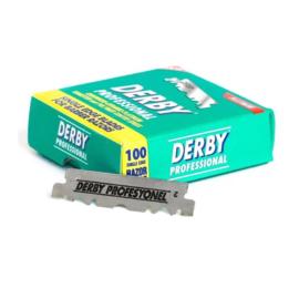 Derby Single Edge Blades 100 Pieces