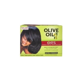 ORS Olive Oil Built In Protector No- Lye Relaxer System Extra Strength