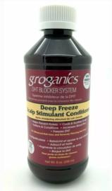 Groganics Deep Freeze Scalp Stimulant Conditioner 8oz.