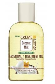 Creme of Nature Coconut Milk Essential 7 Treatment Oil 118ml