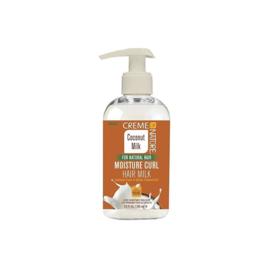 Creme Of Nature Coconut Milk Moisture Curl Hair Milk 245ml
