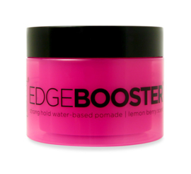 Style Factor Edge Booster Strong Hold Water Based Pomade Lemon Berry 3.38 oz