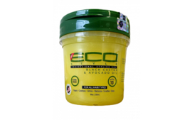 EcoStyler Styling Gel Black Castor & Avocado Oil 8oz