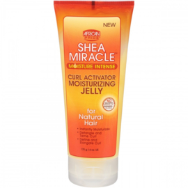 African Pride Shea Butter Miracle Curl Definer Jelly 6oz